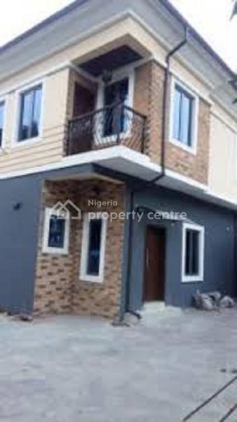 a Luxury 4 Bedroom Duplex, Omole Phase 1, Ikeja, Lagos, Detached Duplex for Rent