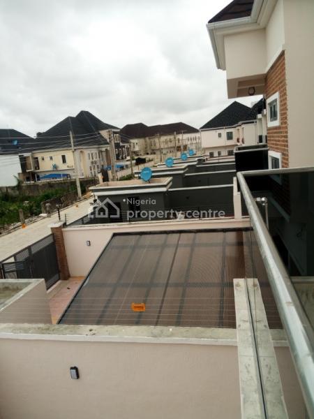 Contemporary 5 Bedroom Duplex with Luxury Fittings, Ikota Villa Estate, Lekki, Lagos, Detached Duplex for Sale