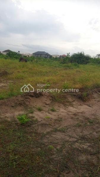 Approximately 2500m2 Land, Along Lekki Epe Express, Sangotedo, Ajah, Lagos, Mixed-use Land for Rent