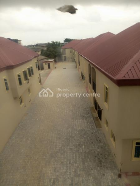 Newly Built 3 Bedroom Duplex, Justice Coker Estate, Alausa, Ikeja, Lagos, Flat for Rent