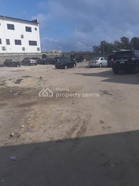 1250sqm Fenced Land, By Oniru Market Axis, Lekki Phase 1, Lekki, Lagos, Mixed-use Land for Sale