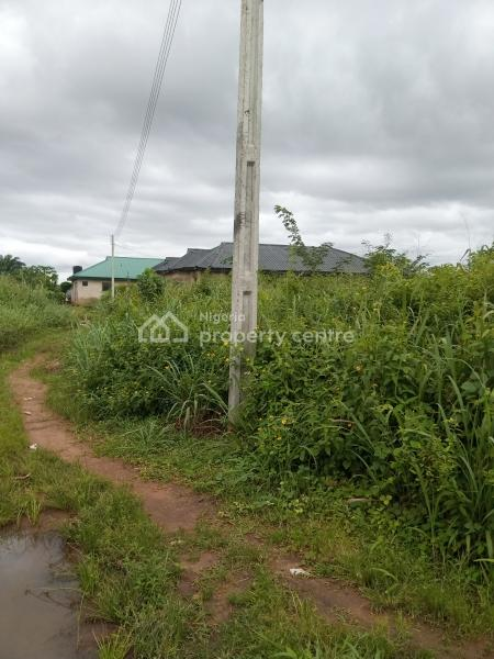 an Empty Land of 50ft By 100ft, Ogheghe Community, Off Sapele Rd, By The Bypass., Benin, Oredo, Edo, Residential Land for Sale