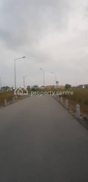 1103.5sqm Serviced Land Plot  with Governors Consent, Chevron, Lekki Phase 2, Lekki, Lagos, Mixed-use Land for Sale
