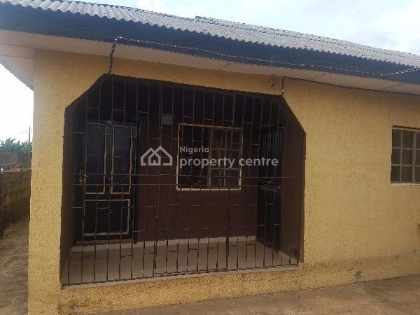 Newly Built 1 Room and Palour Self Contained, 4 Babaonigba, Ntabo, Sango Ota, Ogun, Mini Flat for Rent