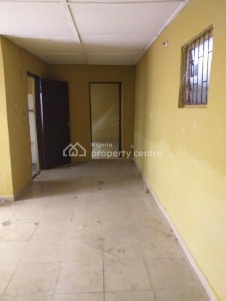 a Self Compound Bungalow of 2 Bedroom Flat and a 3 Bedroom Flat Over Looking Oregun Link Bridge, Osho Street, Opebi, Ikeja, Lagos, Flat for Rent