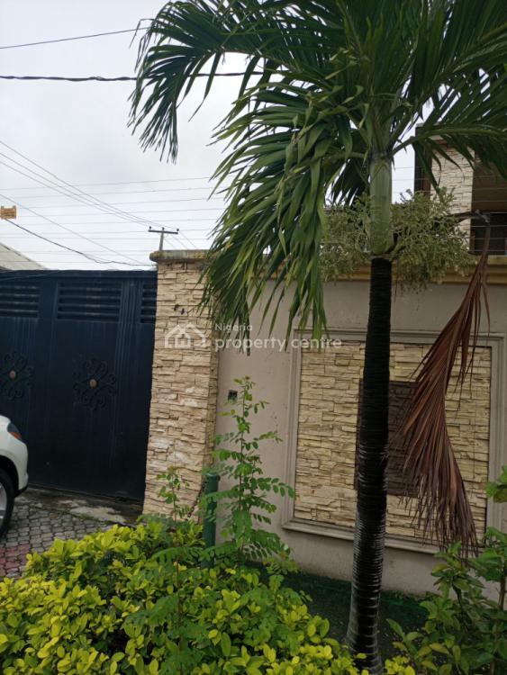 Commercial 6 Bedroom Mansion, 2nd Round About, Lekki Phase 1, Lekki, Lagos, Detached Duplex for Rent