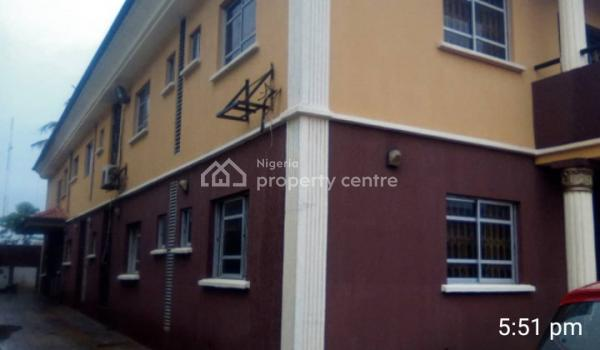 4 Units of 3 Bedroom Flats at Scheme, Scheme 1,, New Oko-oba, Agege, Lagos, Block of Flats for Sale