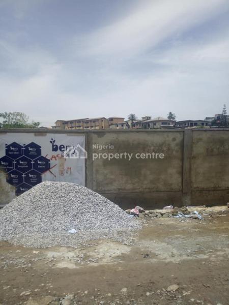 Luxury Land at Omole Phase2, Omole Phase 2 Sharing Boundary with Magodo Phase 2, Omole Phase 2, Ikeja, Lagos, Residential Land for Sale