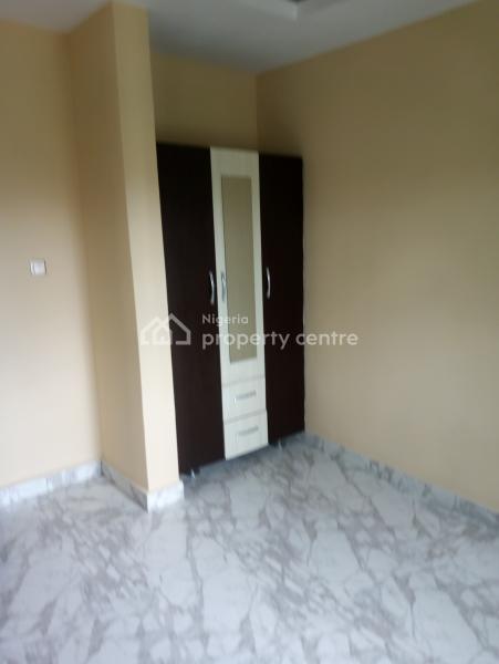 Spacious Brand New 3 Bedroom Flat Upstairs, Close to Blenco Supermarket Before Shoprite, Sangotedo, Ajah, Lagos, Flat for Rent