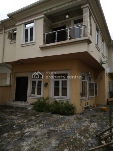 Cheap Nice and  Clean 4 Bedroom Semi Detached Duplex, Bera Estate, Chevron, Chevy View Estate, Lekki, Lagos, Semi-detached Duplex for Rent