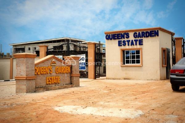 Queens Garden Estate Isheri-north Gra, Queens Garden Estate Near Lasena Water Plant, Gra, Isheri North, Lagos, Residential Land for Sale