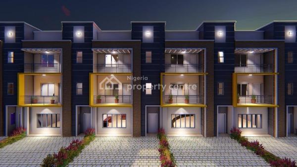 Luxury 4 Bedroom Terrace Duplex Plus Maids Room, Opposite Ministers Hill Maitama, Katampe (main), Katampe, Abuja, Terraced Duplex for Sale