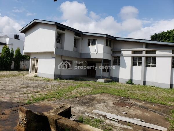 Commercial Property of 8 Bedroom Fully Detached with 4 Rooms Bq, Isaac John, Ikeja Gra, Ikeja, Lagos, Detached Duplex for Sale