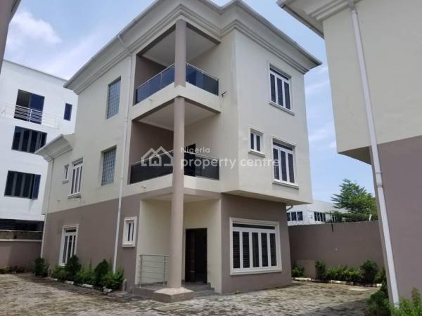 Brand New 3-bedroom Detached House with Bq, Ikate Elegushi, Lekki, Lagos, Detached Duplex for Rent