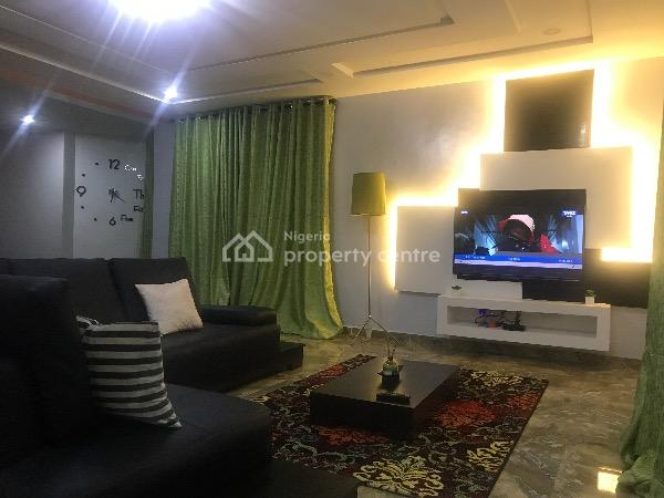 Contemporary Three(3) Bedroom Apartment, Off Water Corporation Drive, Victoria Island (vi), Lagos, Flat Short Let