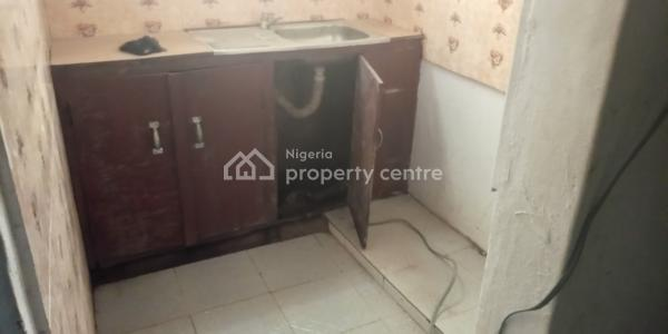 Serviced Room Self Contained, Off Iwaya Road By St Timothy College, Iwaya, Yaba, Lagos, Self Contained (single Rooms) for Rent