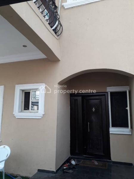 Executive 5 Bedrooms Duplex with Special Room Bq, Thomas Estate, Ajah, Lagos, Semi-detached Duplex for Sale