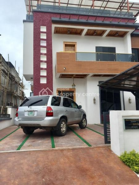 a Very Massive and Luxury 5 Bedroom Detached Duplex with a Bq and a Pent House, Megamound Estate, Ikota Villa Estate, Lekki, Lagos, Detached Duplex for Rent
