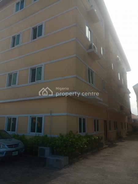 Luxury One Bed Flat, on 2nd Floor, Admiralty Homes Estate, Off Alpha Beach Road, New-road Bstop, B4 Chevron, Lekki, Lagos, Mini Flat for Rent