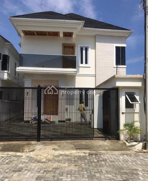 Classic 4 Bedrooms Detached Duplex, Off Circle Mall Jakande, Lekki, Lagos, Detached Duplex for Rent