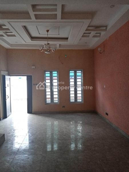 Luxury 4 Bedroom Terraced Duplex 24hrs Light, Off Orchid Hotel Road, Chevron Tollgate, Chevy View Estate, Lekki, Lagos, Terraced Duplex for Rent