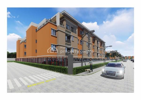 1 Bedroom Luxury Apartment, 7mins Drive From Lbs and 12mins Drive From Vgc, Ajah, Lagos, Flat for Sale