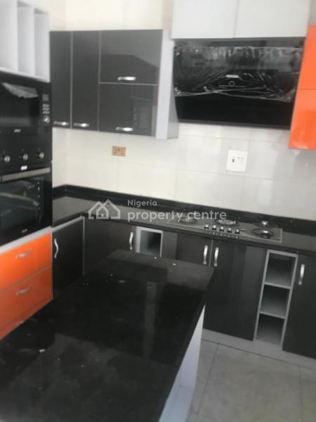 Newly Completed 4 Bedroom Semi Detached Duplex with a Room Bq, Ikota Villa Estate, Lekki, Lagos, Semi-detached Duplex for Sale