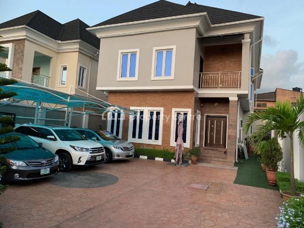 Luxury 5 Bedroom Duplex, Omole Phase 1, Ikeja, Lagos, Detached Duplex for Sale