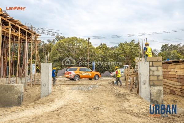 (500k Discount) Affordable 1 Bedroom Apartment at Lavadia in Abraham Adesanya Axis, Abraham Adesanya Estate, Ajah, Lagos, Mini Flat for Sale