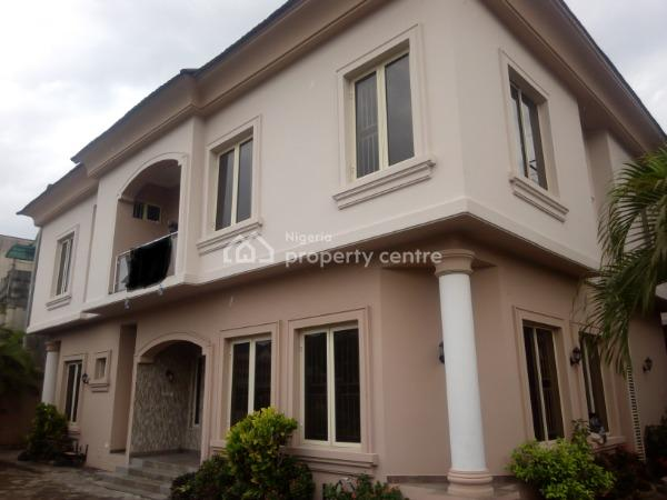 Nice 5 Bedroom Detached Duplex, Chevron, Lekki, Lagos, Detached Duplex for Rent