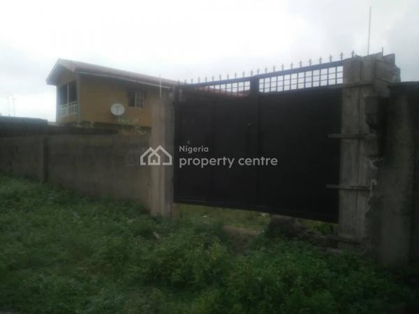 a Plot of Land, Oke Ira, Ogba, Ikeja, Lagos, Mixed-use Land for Sale
