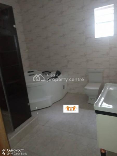 Executive 4 Bedroom Duplex, Ikate Elegushi, Lekki, Lagos, Detached Duplex for Rent