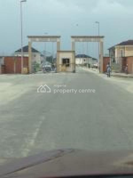 660sqm of Land with Governors Consent, Royal Garden Estate, Ajah, Lagos, Residential Land for Sale