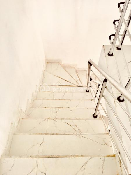 Brandnew 4 Bedroom Semi Detached Duplex with a Bq, Idado, Lekki, Lagos, Semi-detached Duplex for Rent