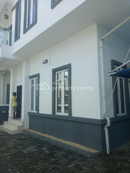 Fully Furnished 4 Bedroom Duplex, Eletu Close Opposite Victory Park Off Shoprite Road, Osapa, Lekki, Lagos, Detached Duplex for Rent