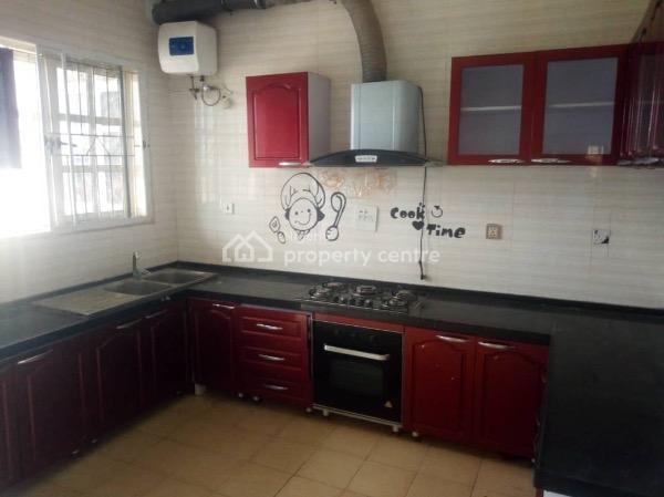 Nice 4 Bedroom Wing of Duplex with Bq, Off Oladimeji Alao Street, Lekki Phase 1, Lekki, Lagos, Terraced Duplex for Rent