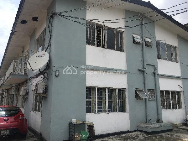 6 Nos 3 Bedroom Flat on 2 Plots of Land, Bode Thomas, Surulere, Lagos, Block of Flats for Sale
