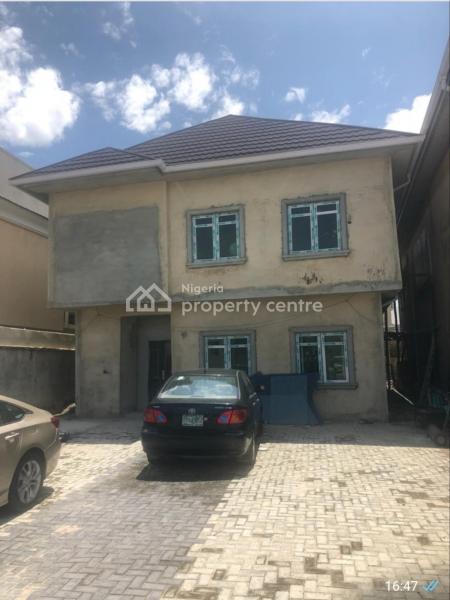 Partially Completed 10 Bedroom Duplex, Platinum Road, Jakande, Lekki, Lagos, Detached Duplex for Sale