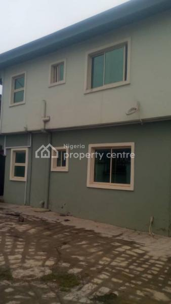 5 Bedroom Duplex with 2 Nos of 2 Bedroom Flat on 1250sqmt Size of Land, Beckley Estate, Abule Egba, Agege, Lagos, Block of Flats for Sale