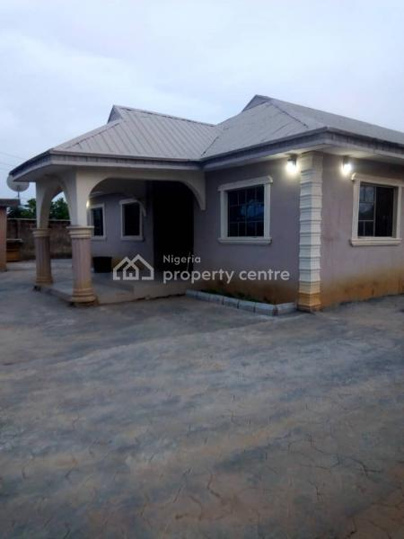 a Detached Five Bedroom Flat with All Necessary Facilities, Emiloro, Oda, Akure, Ondo, Detached Bungalow for Sale