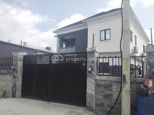 5 Bedroom  Detached Duplex, Victory Estate, Thomas Estate, Ajah, Lagos, Detached Duplex for Rent