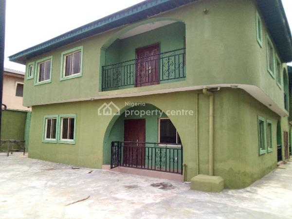 3 Bedroomflat, Bucknor, Oke Afa, Isolo, Lagos, Flat for Rent