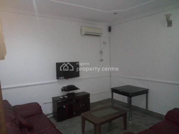 Two Bedroom Ensuite Furnished Flat 1 Room Bq, Justice Sowemimo, Asokoro District, Abuja, Flat for Rent