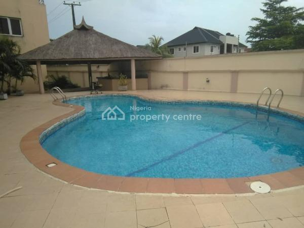 Fully Serviced and Partly Furnished 4-bedroom Townhouse, Landbridge Avenue, By Palace Road, Oniru, Victoria Island (vi), Lagos, House for Sale