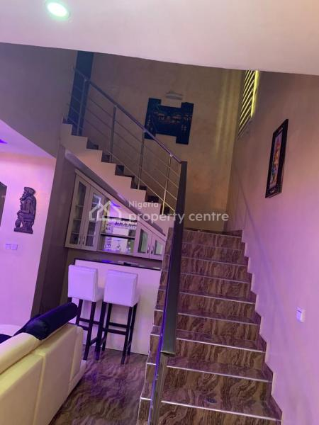Spacious Well Finished 4 Bedroom Duplex with Two Mini Flat Behind, Thera Peace Zone Estate Before Shoprite, Sangotedo, Ajah, Lagos, Detached Duplex for Sale