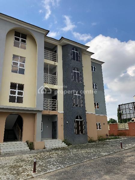 3 Bedrooms Apartment with 1 Room Bq 28m Wuye, Wuye, Abuja, Flat for Sale