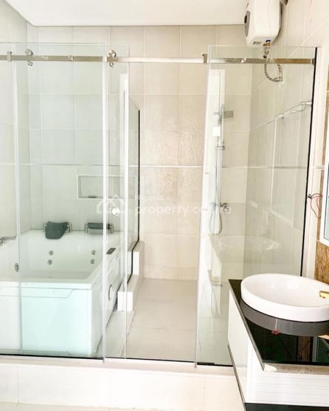 4 Bedroom Semi Detached  Duplex with Bq, Osapa London, Osapa, Lekki, Lagos, Semi-detached Duplex for Sale