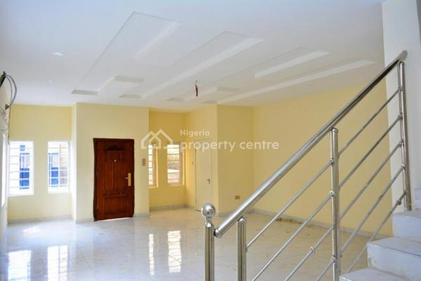 *super Brand New Well Finished 4 Bedroom Semi Detached, Thomas Estate Ajah, Thomas Estate, Ajah, Lagos, Terraced Duplex for Sale