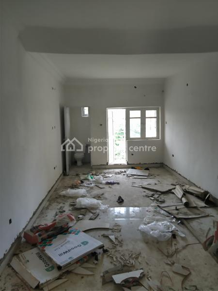 New and Spacious 1 Bedroom with Guest Toilet, Wuye, Abuja, Mini Flat for Rent