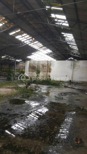 5.2 Hectares of Land with 3 Adjoining Warehouses, Aradagun, Badagry, Lagos, Mixed-use Land for Sale